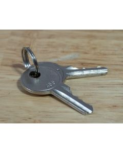 Spare Key Kit for Dumpmaster and Multitip Bin Dumpers