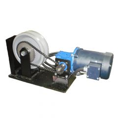 Wheel Assembly, V-Groove Drive