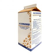 AcidSorb Granular Sorbent, 1/2 Gallon Carton