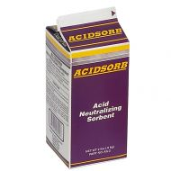 AcidSorb Granular Sorbent, 1/2 Gallon Carton