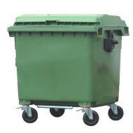 Mobile Garbage Bin 1100 Liter