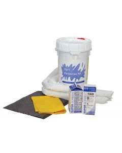 General Purpose Spill Kit in a 6.5 gallon pail