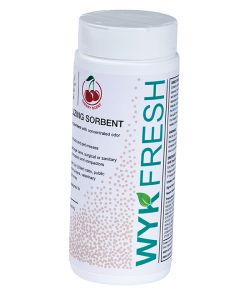WYK Fresh Cherry Scented Deodorizing Sorbent - 12 Flip Top Shakers