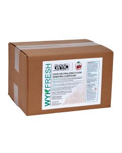 WYK Fresh Wintergreen Scented Deodorizing Sorbent in a Corrugated Box