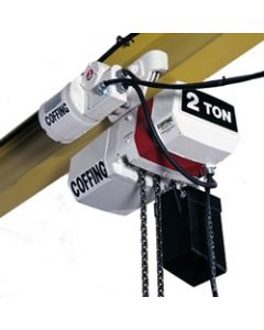 2 Ton Electric Hoist & Motorized Trolley Kit