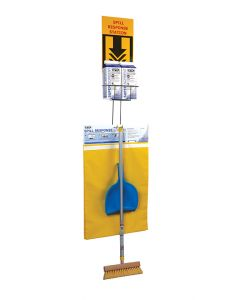 Spill Response Station Super Sorbent-Deluxe