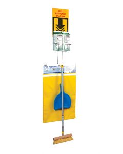 Spill Response Station-Safety Sorbent-Deluxe