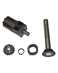 BE-TS/QS Spline Drive Conversion Kit