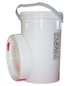 Safety Sorbent, 30 lbs in 6.5 gal. pail