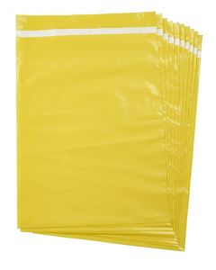 Yellow Disposable Bag - Package of 10