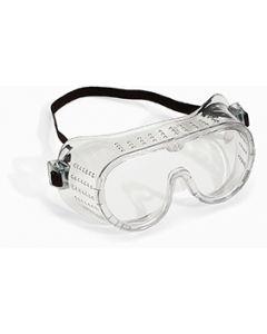 Goggle/ Chem Splash, vented