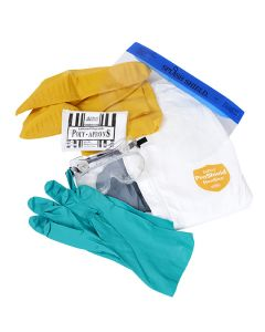 Personal Protective Kit (#943) plus Protective Coveralls