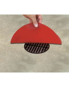 """Drain Cover, 12"""" Round 1 Ply, Reusable"""