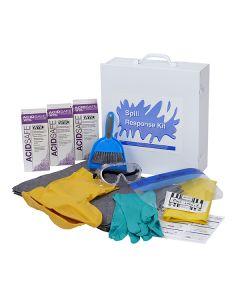 AcidSafe Spill Cabinet w/ PPE Kit