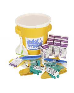 AcidSafe Spill Kit in 20 gallon drum