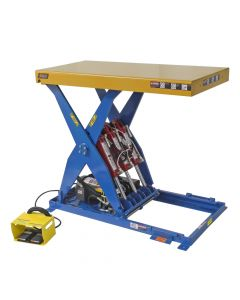 Scissor Lift Table, 6,000 lb capacity