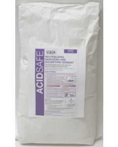 AcidSafe Neutralizing Sorbent, 20 lbs Bag