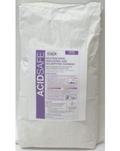 AcidSafe Neutralizing Sorbent, 20 lbs Bag