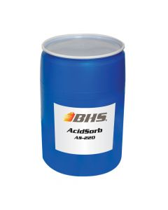 AcidSorb Granular Sorbent, 55 Gallon Drum