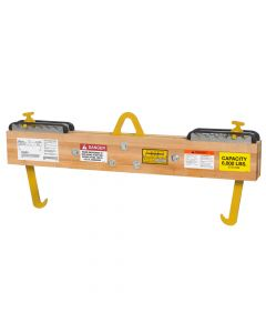 "Battery Lifting Beam, 45"" Overall Length 6,000 LBS Capacity"