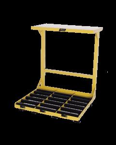 Forklift Battery Roller Stand