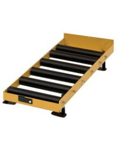 "Forklift Battery Service Stand, 21"" Compartment Width"