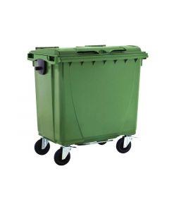 Mobile Garbage Bin 660 Liter