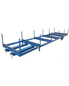 Conduit Carrier Cart, 6,000 lb Capacity