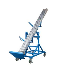Tilting Elevator Conduit Cart