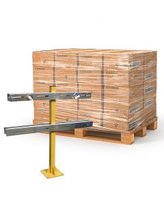 Quad Charger Stand Kit, Magnet Mount, Skid Load