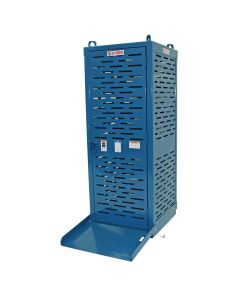 Cylinder Storage Cage, 9 Cylinders