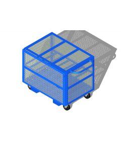Cylinder Transport Cage, 6 Cylinders