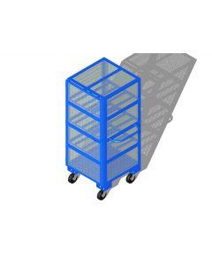 Cylinder Transport Cage, 8 Cylinders