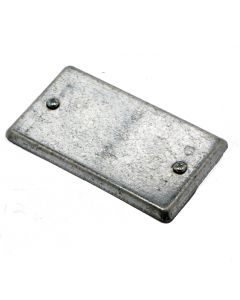 "Junction Box Cover, 2"" x 4"""