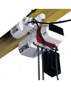 3 Ton Electric Hoist & Motorized Trolley Kit