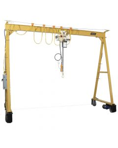 Gantry Crane, 2-Ton Power Drive