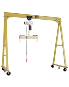Gantry Crane, 2-Ton Non-Power Drive