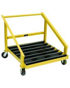 Hardwood Transfer Cart