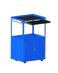 High Value Cart - Work Station (26″ W x 20″ D x 42″ H)