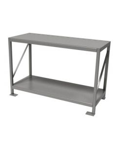 "Industrial Shelf, 84"" Two Tier"