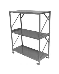 "Industrial Shelf, 72"" Three Tier"