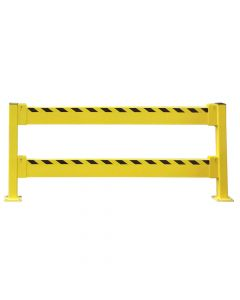 "Structural Barrier Rail, 42"" Height, Double Rail"