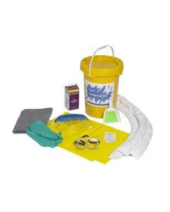 Spill Kit, 6.5 Gallon