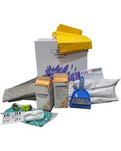 Spill Kit Cabinet