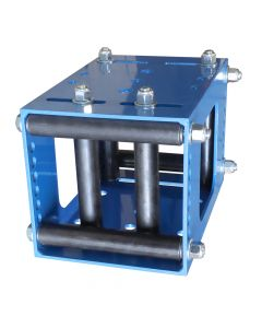 Spool Winding Box for reel take-up machines