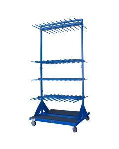 Vertical Material Racks