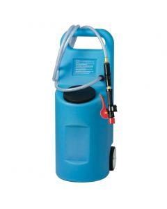 10 Gallon AC-Powered Watering Cart