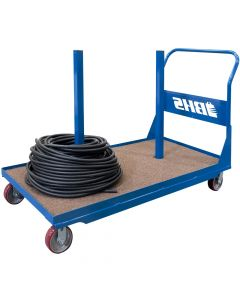 Wire Coil Cart