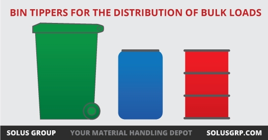 Bin Tippers for the Distribution of Bulk Loads