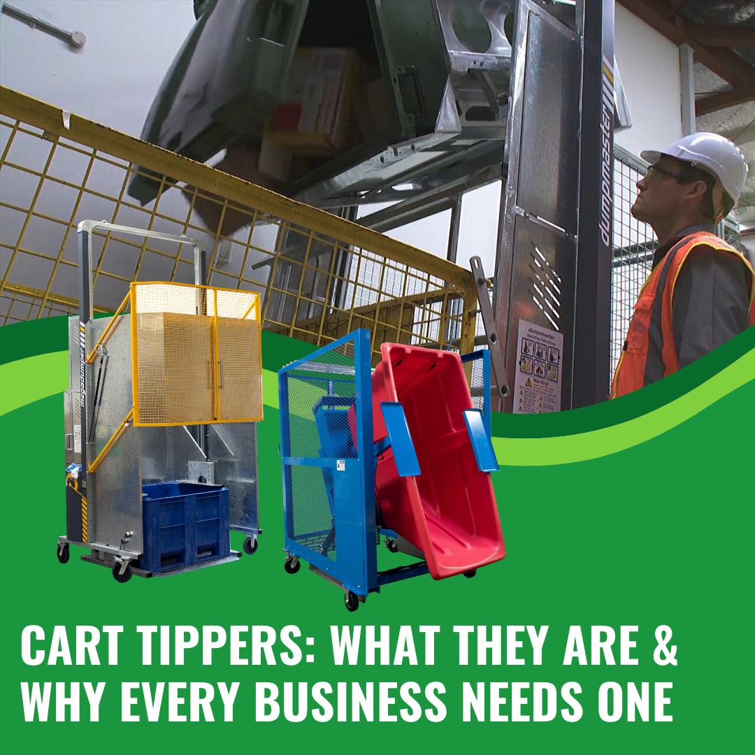 Cart Tippers: What They Are and Why Every Business Needs One